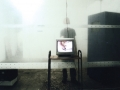 "Kasia Kujawska-Murphy, ""Inside-Outside.  Video-Analysis"", installation, Fordham Gallery, London,"