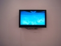"""Inner State"" (""Fight Upside-Down"") series of installations, video-films, solo show, 2012"