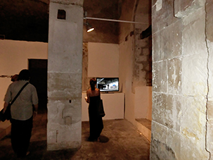 """Not I"" The International Exhibition of Contemporary Art, Site Specific Galleries, Scicli, Sicily, 2015"
