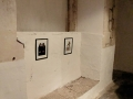 "Pawel Korbus, photo-installation, ""Not I"" Site Specific Galleries, Scicli, Sicily, Italy 2015"