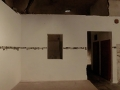 """Pawel Korbus, photo-installation, """"Not I"""" Site Specific Galleries, Scicli, Sicily, Italy 2015"""