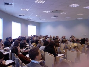 "Conference: ""Revitalization of a City"", The School of Humanities and Journalism (WSNHiD), Poznan, 2006"
